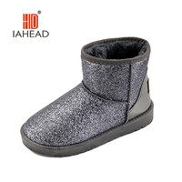 New  Women's Casual Snow Boots  Woman Fashion Winter Ankle Boot Winter Women shoes Slip On Platform Women Flats Shoes UPB940