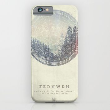 Fernweh Vol 2 iPhone & iPod Case by HappyMelvin | Society6