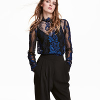 H&M Lace Blouse $59.99