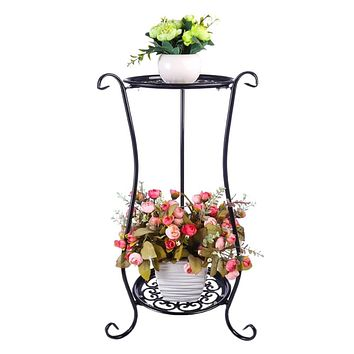 Creative Multi-Layer Iron  Flower Pot  Rack