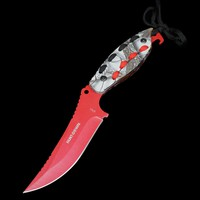 Trailing Point Hunting Knife
