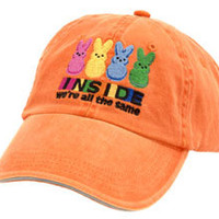 PEEPS®  INSIDE EMBROIDERED HAT: PEEPS AND COMPANY®