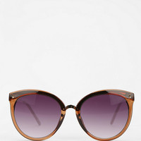 Reilly Cat-Eye Sunglasses - Urban Outfitters