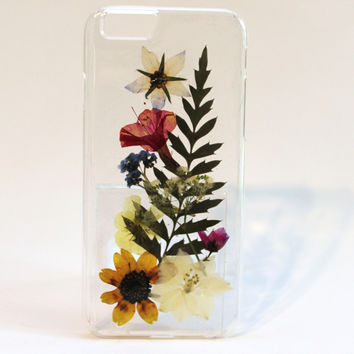 Jade iPhone 6 Dried Flower Phone Case