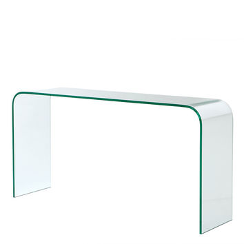 Clear Console Table | Eichholtz Gianotti