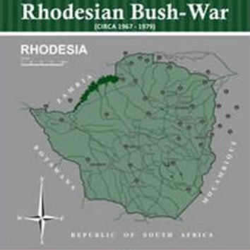 Tales and Poems of the  Rhodesian Bush War  - Winston Pullin