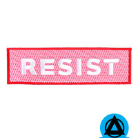 RESIST Patch - Pink
