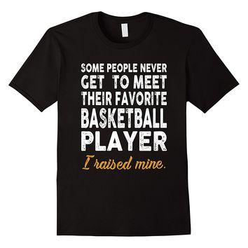 Some People Never Get To Meet Their Basketball Player