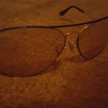 Ray ban b&l vintage usa aviator