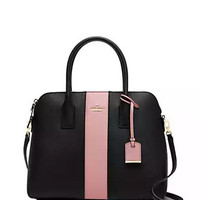 Kate Spade New York Cameron Street Racing Stripe Margot Satchel