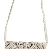 FOLK CROCHET BAG | Swell.com