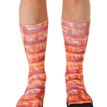 Bacon Sport Socks