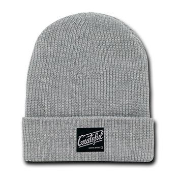 FLOW Beanie - Heather Gray