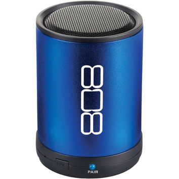 808 Canz Bluetooth Portable Speaker (blue)