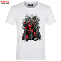 Funny Deadpool Game of Thrones parody unisex mens womens tee t-shirt imdb quotes costume props