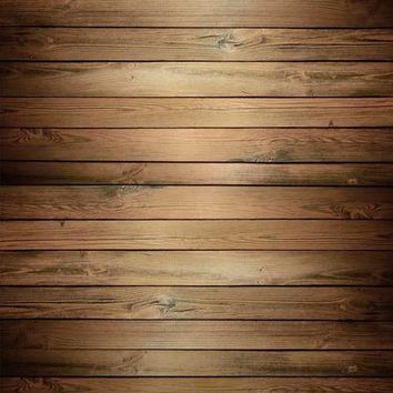 Chestnut Bisque Wood Baby Drop Vinyl Backdrop - 3x4 - LCBD1422 - LAST CALL