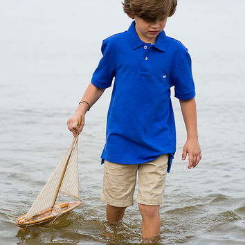 The Stonewall Polo from Southern Marsh - Youth