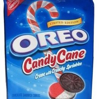 Candy Cane Peppermint Oreos , Holiday Limited Edition 2 Pack:Amazon:Grocery & Gourmet Food