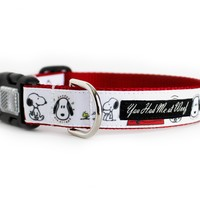 Snoopy Dog Collar
