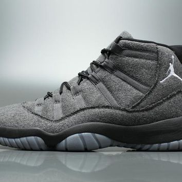 NIKE AIR JORDAN XI Retro 11 WOOL