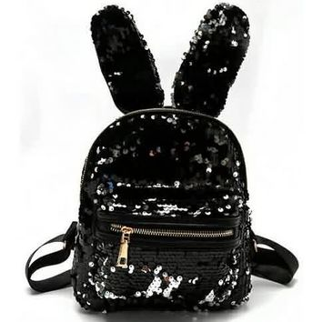 University College Backpack Luxy Moon Women's Fashion  Teen Girls  Sequins Portable Shoulder Bags Women's Bags Mochila Feminina FZD656AT_63_4