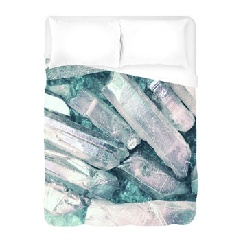 Water Crystal Duvet Cover