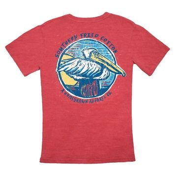 Louis Perch Tee by Southern Fried Cotton