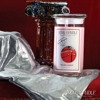 The Red Carpet Ring Candle