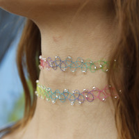 TASTE THE CHOKER RAINBOW