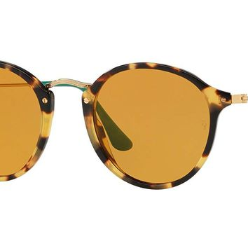 Ray-Ban RB2447 Round/Classic Sunglasses