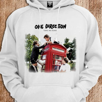 One Direction-Take Me Home Hoodie For Unisex Size Hoodie