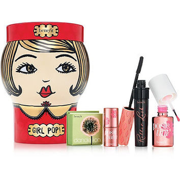Online Only Girl Pop Limited-Edition Lips, Cheeks & Lashes Set