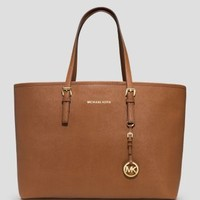 MICHAEL Michael Kors Tote - Jet Set Travel Small | Bloomingdales's