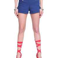 DC Comics Bombshells Wonder Woman Shorts