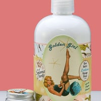 Golden Girl Pin-Up Tuberose Lotion