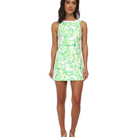 Lilly Pulitzer Mila Shift Dress Resort White Heart Breakers - Zappos.com Free Shipping BOTH Ways