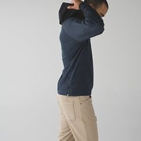 arrival 1/4 zip | men's long sleeve tops | lululemon athletica