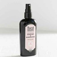 Nourish Organic Rejuvenating Rose Hip + Rosewater Body Oil Mist - Urban Outfitters