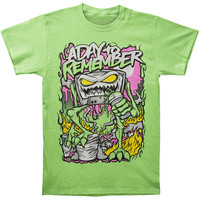 A Day To Remember Men's  Attack Of The Killer B-Sides T-shirt Green