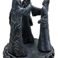 "7"" Maiden Mother Crone Cone Holder"