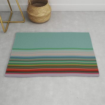 serape-light Rug by duckyb