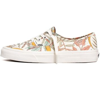 California Floral Authentic Women's Sneakers Marshmallow
