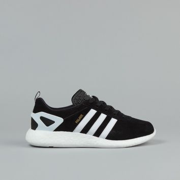 34d3eef55ecf Adidas X Palace Pro Boost Shoes - Black   from Flatspot