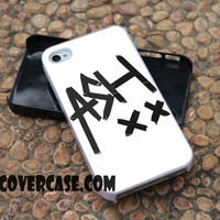 5SOS Ashton Irwin Signature case for iPhone 4/4S/5/5S/5C/6/6+ case,samsung S3/S4/S5 case,samsung note 3/4 Case