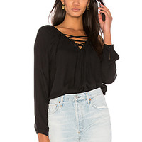 BB Dakota Jack By BB Dakota Boothe Top in Black | REVOLVE