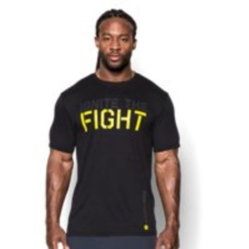 Under Armour Men's UA Combine Training Ignite The Fight T-Shirt