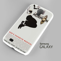 The Book of Mormon Broadway Musical A0778 Samsung Galaxy S3 S4 S5 Note 3 Cases - Galaxy
