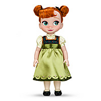 Anna Toddler Doll - Frozen - 16''