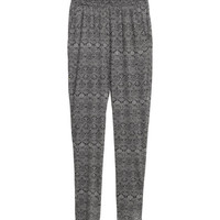 Jersey Pants Loose fit - from H&M