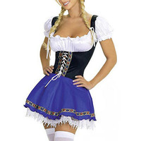 Beer Wench Costume Set